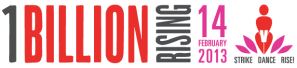 One Billion Rising -logo-web